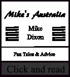 тексты для чтения - Mike's Australia
