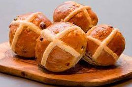 пасхальные традиции великобритании - Hot cross ban