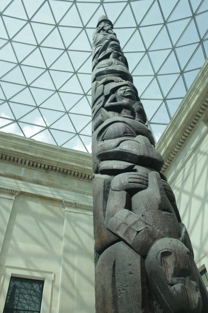 виртуальный тур по Лондону - Британский музей