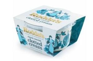 clotted cream на английский завтрак