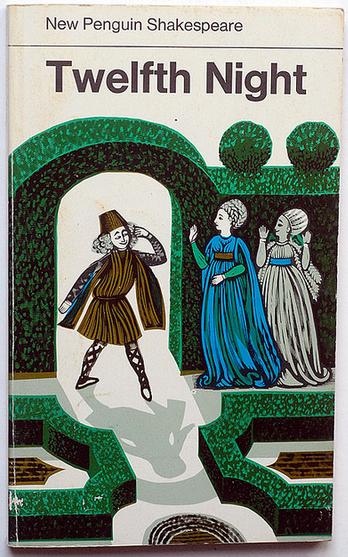 Про Шекспира на английском - Двенадцатая ночь