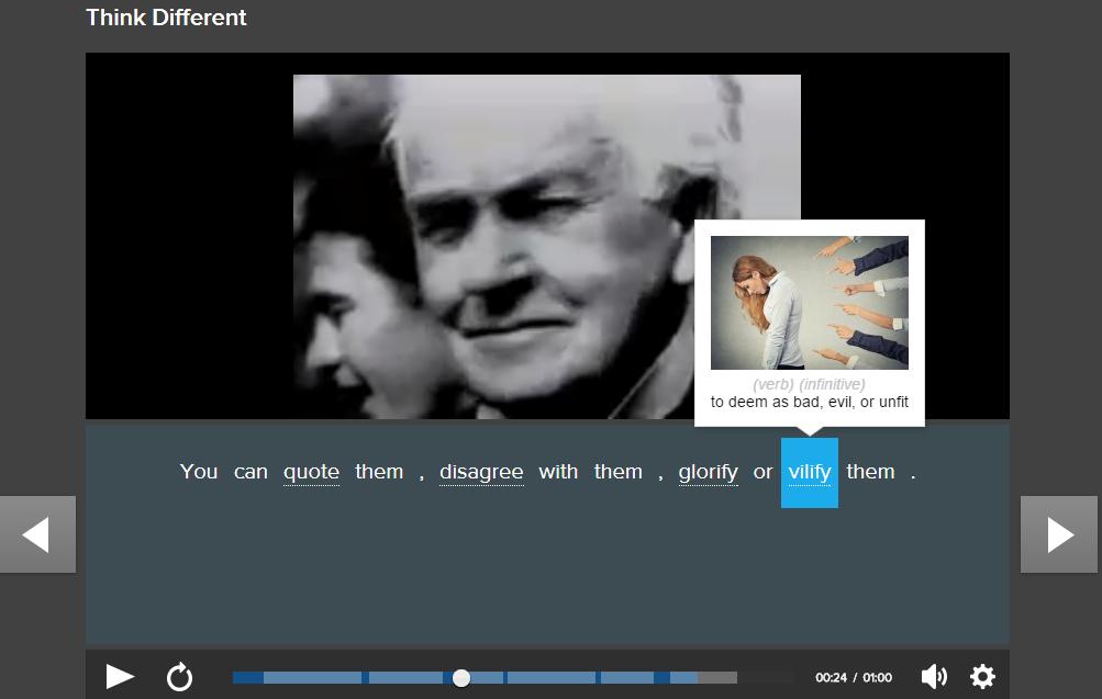 Учить английский по песням с FluentU