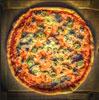 Рецепты на английском с переводом - пицца с грибами и аудио