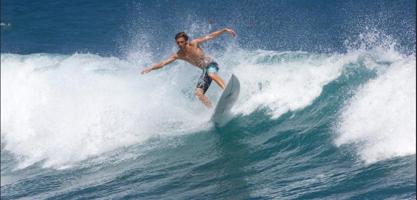 Знание английского похоже на серфинг