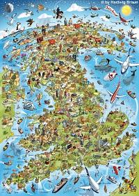 Рассказ о стране на английском (Великобритания)