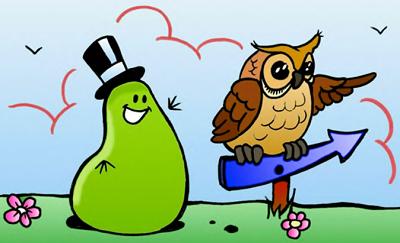 Mr Booger и сова