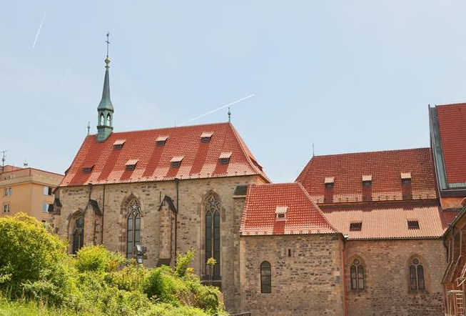 Prague - the Convent of Saint Agnes