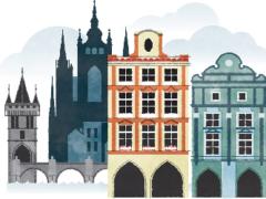 Prague - рассказ о Праге на английском