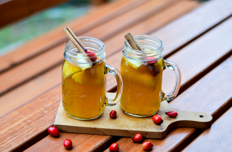 Prague - Spiced Hot Apple Cider