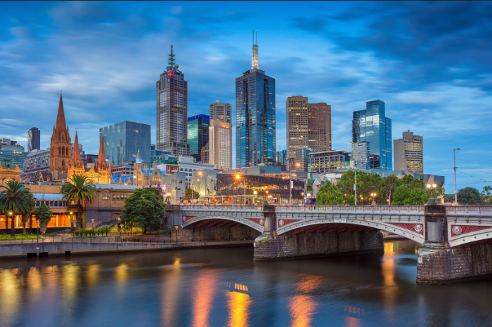 Обучение за рубежом - Мельбурн
