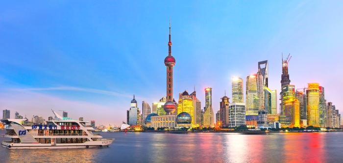Обучение за рубежом - Шанхай