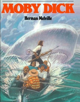 книги на английском - Moby Dick