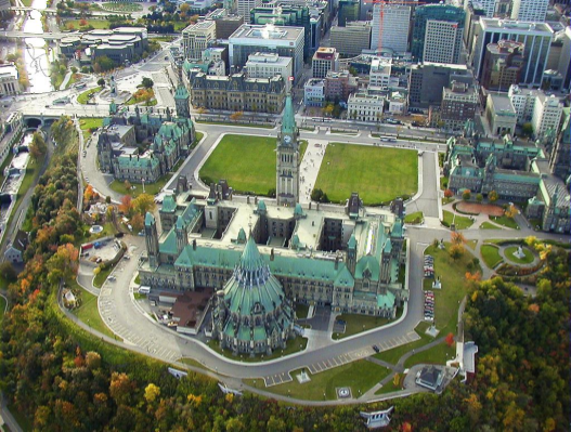 Канада Parliament Hill