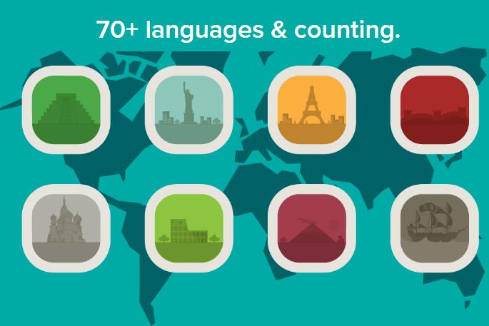 Использование приложений для изучения английского языка - Mango Languages