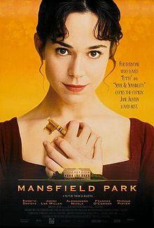 Старые английские фильмы про любовь - Mansfield park