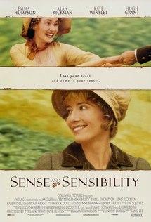 Старые английские фильмы про любовь - Sense and Sensibility