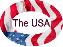 америка, США (the USA) текст на английском