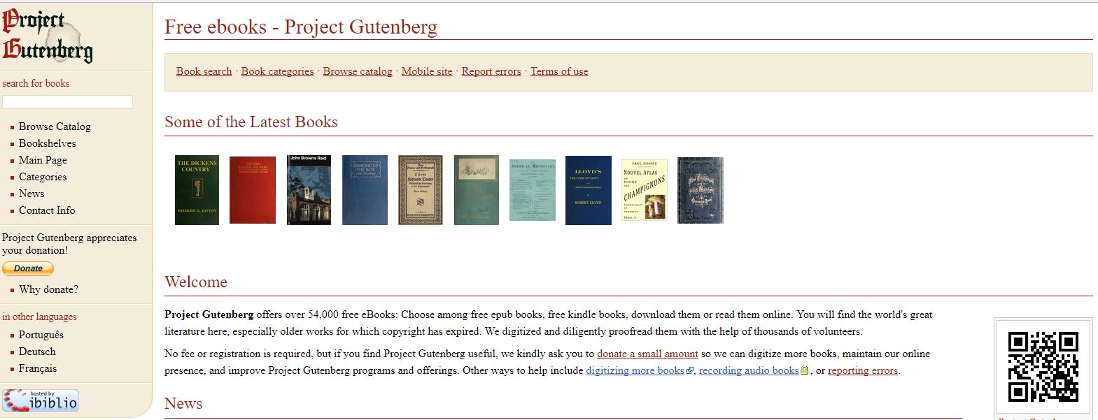 бесплатные книги на английском