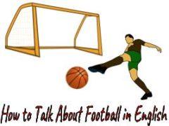 Миниатюра к статье про футбол на английском