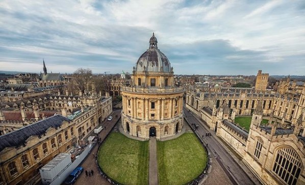 English universities - Oxford