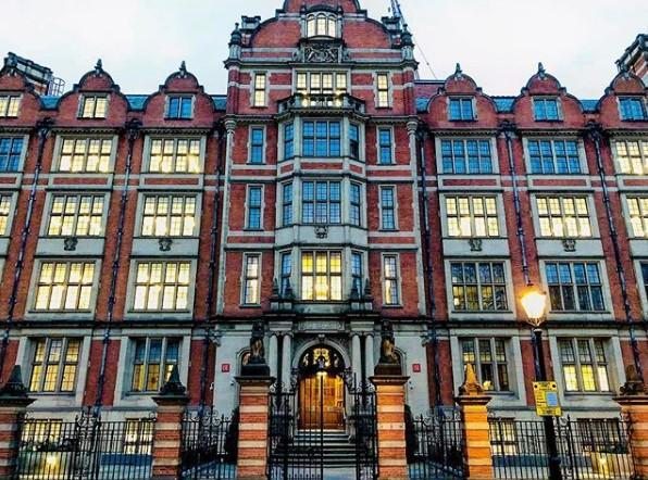 English universities - lse