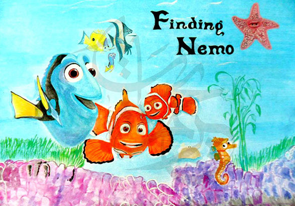 Films in English - Finding Nemo