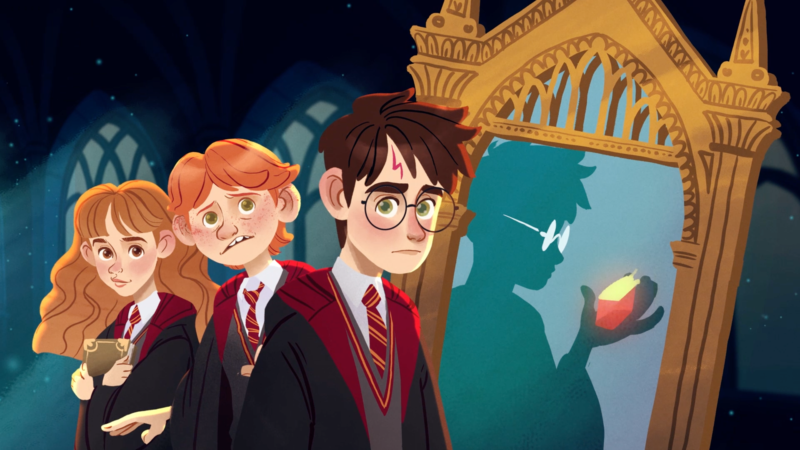Films in Ebglish - Harry Potter