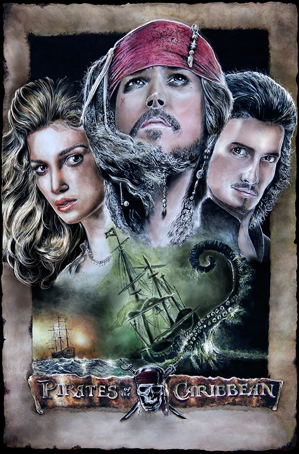 Films in English - Pirates of the Caribbean