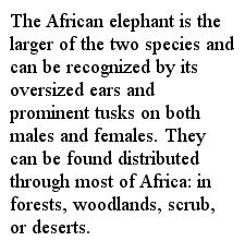 Слон текст на английском часть 6