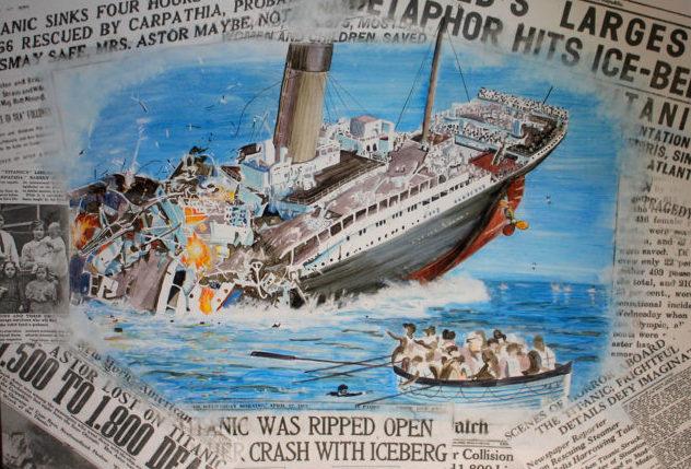 Films in Ebglish - Titanic