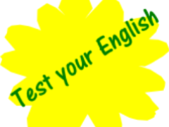 Тест на уровень английского