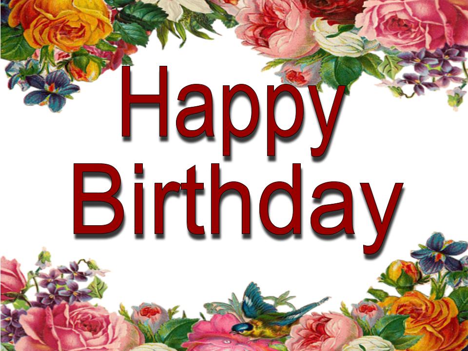 Открытка с днем рождения учительнице по английскому