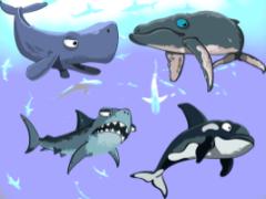 Про акулу на английском - миниатюра к статье