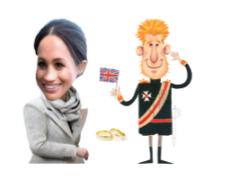 Миниатюра к статье Свадьба принца Гарри и Меган Маркл