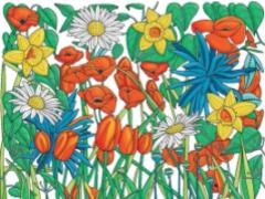 Цветы на английском - миниатюра к статье