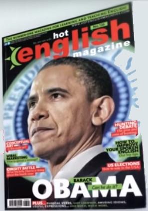 Журналы на английском для изучения языка - Hot English Magazine