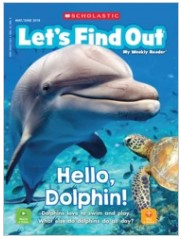 Журналы на английском для изучения языка - Let's find out
