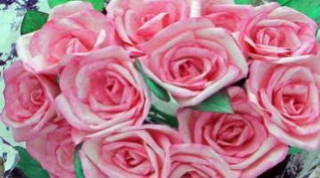 Pink Roses - миниатюра к статье