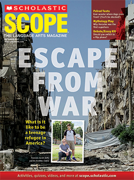 Журналы на английском для изучения языка - Scholastic scope