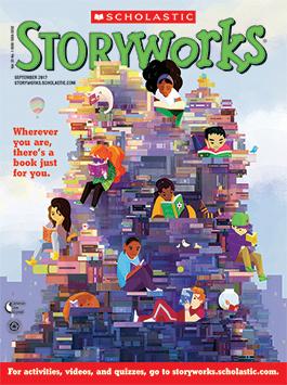 Журналы на английском для изучения языка - Storyworks