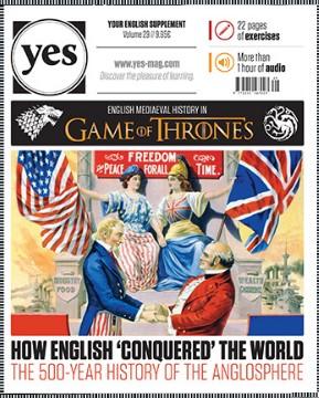 Журналы на английском для изучения языка - Yes