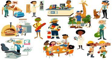 Загадки Про Профессии На Английском Языке - миниатюра к статье