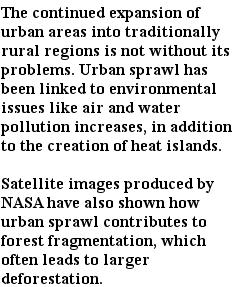 экологические проблемы - застройка городов