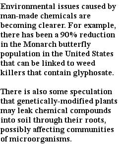 экологические проблемы - ГМО