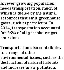 экологические проблемы - транспорт